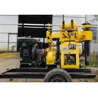 China ISO Water Drilling Rig , water well drilling equipment for deep water holes wholesale