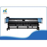 China 1200 W Automatic Wide Format Printer With Double Epson DX5 Print Heads wholesale