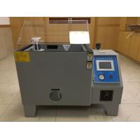 China Salt Spray Test Machine , Corrosion Test Chamber For Salt Fog with Touch Screen Controller on sale