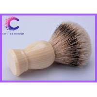China Luxury silvertip badger shaving brushes wholesale