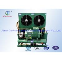 China Reciprocating Bitzer Condensing Unit 80HP - 600HP Single Stage Parallel wholesale