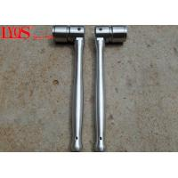 China Professional Aluminium Scaffold Spanner Durable With Poker Handle wholesale