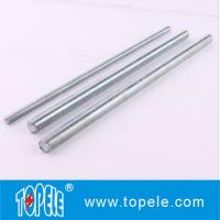 China Steel Galvanized Threaded Rods, Unistrut Channel on sale