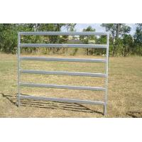 China Used Cattle Corral Panels For Sale Permanent Yards Heavy Duty  Cattle Yards wholesale