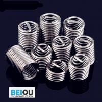 China wire thread insert with 304 stainless steel material wholesale