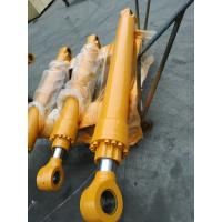 China Construction equipment parts, Hyundai R450-7 bucket hydraulic cylinder ass'y, Hyundai excavator parts wholesale