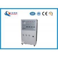 China Movable Flammability Testing Equipment / Cable Integrity Combustion Machine wholesale