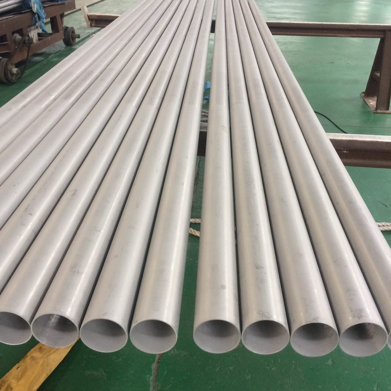 China 304l Sa 312 Tp 316l Stainless Steel Welded Tubes Ss Welded Pipe For Ocean Ship OD10-100MM wholesale