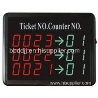 China Slim wireless queue system mangement for bank hospital government(financial equipment ) on sale