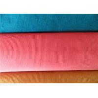 Buy cheap 100 Cotton Corduroy Fabric Fire Retardant Acid Resistant Customized Color from wholesalers