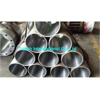 China JIS G 3473 Hydraulic Cylinder Tube , Round Carbon Steel Tube for Cylinder Barrels wholesale