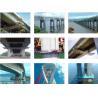 Adjustable Bridge Underdeck Steel Suspended Working Platform OEM Personalized for sale