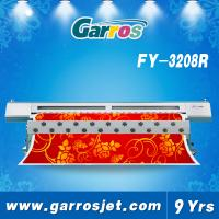 China Infinity FY3208R Wide Format Solvent Printer for One Way Vision Vinyl Printing wholesale
