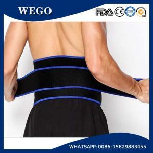 China New Body Shaper Sport Waist Trainer Lumbar Support Lower Back Brace Belt Hot wholesale