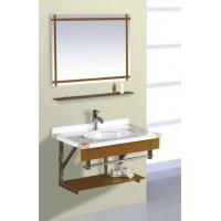 Buy cheap CE approved bathroom cabinet(LW-YG01) from wholesalers