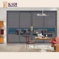 China Aluminium Sliding Patio Screen Door For Insect & Forced Entry Prevention Model: 86 wholesale