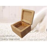 China Small Beech Wood Blank Laser Engrave Pet Keepsake Urn Gift Box Tribute Chest Box, LOW Minimum Order on sale