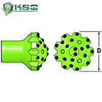 China 152mm Dome Drill Bit ST68 Rock Drilling Tools Threaded Drill Bits For Reaming Spherical Buttons wholesale