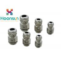 China Ventilation Cable Gland Breather Plug Waterproof IP 68 With Locking Ring wholesale