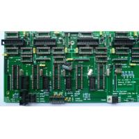Buy cheap FR4 Multilayer Material Pcb Assembler Printed Through Hole Green Sold Mask from wholesalers