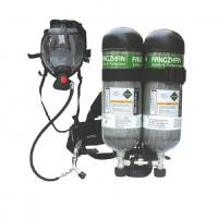 Buy cheap Double bottle Carbon / Steel Composite Cylinder Self-contained Breathing from wholesalers