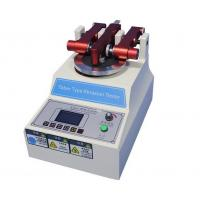 Buy cheap Digital Display Taber Abrasion Tester For Leather Cloth And Rubber Testing from wholesalers