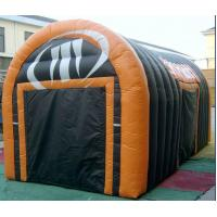 China 15 ft pvc coated tarpaulin inflatable tent,inflatable tunnel wholesale