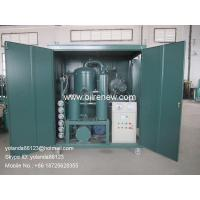 Buy cheap Hi-Vacuum transformer oil treatment,Transformer oil processor,Vacuum oil dehydration Plant, Oil Filtration System from wholesalers