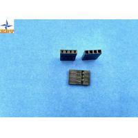 Quality Single Row Wire to board connectors 2.54mm Pitch Female Connector Mated with Pin Header for sale