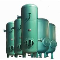 China Vertical Compressed Air Tank Natural Gas Tank 2000L Air  Receiver Tank wholesale