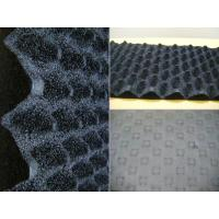 China Rubber Sound Proof Sponge Black Sound Absorbing Panels Flame Retardant wholesale