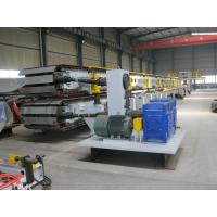 Mitsubishi PLC Sandwich Panel Production Line / PU Sandwich Panel Machine
