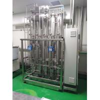 China Automatic full stainless steel water distiller price  for Pharmaceutical industry wholesale