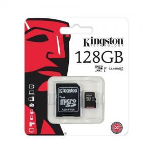China Kingston 128GB 128G Class 10 Micro SD MicroSDXC Micro SDXC Flash Memory Card TF wholesale