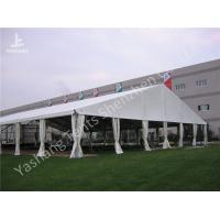 China 1000 Seater Luxury Wedding Party Marquee Hire , Wedding Ceremony Under Tent 30 X 50 on sale