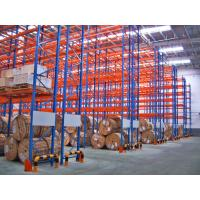 Buy cheap Powder Coating Heavy Duty Pallet Racking , Selective Pallet Rack For Storage Center from wholesalers