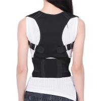 China Breathable Posture Corrector Brace / Lower Back Brace For Support wholesale