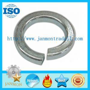 China Spring Washer,Spring steel washer,Zinc galvanized spring washer,blue white zinc spring washer,Spring washers,SteelWasher on sale