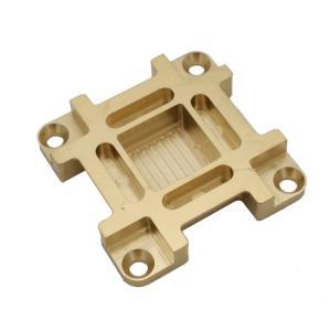 China Fabricate Precision Custom cnc machining parts cnc brass fittings on sale