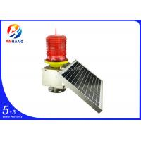 China AH-LS/S IP68 Solar LED Aviation Obstruction Lantern ( Used in Ships,Boats,Yacht,Buoys,Airport etc ) wholesale