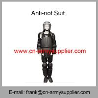 China Wholesale Cheap China Full Protection Anti Riot Suits with Head Protection wholesale