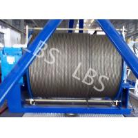 China 20 Ton 50 Ton Electric Wire Rope Winch Steel Cable Industrial Electric Winch wholesale