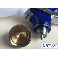 Quality Wall Paiting , Advertisement 600cc Cup HVLP Spray Guns With Regulator for sale