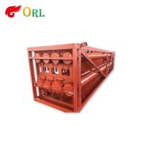 China CFB Heat Exchanger Boiler Ionic , Boiler Header ORL Power ASTM Certification wholesale