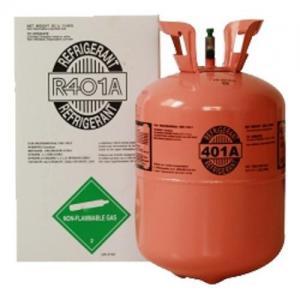 China HCFC Freon Mixed Refrigerant Gas HCFC-401A For Retrofitting R-12 Refrigeration wholesale