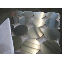 China 1000 / 3000 Series 2mm Aluminum Circle Sheet With Bright Surface wholesale