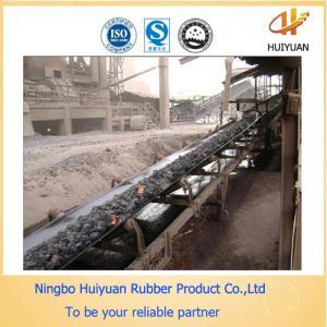 China Ordinary Type Heat-Resisting Conveyor Belt for Metallurgy (EP150) on sale