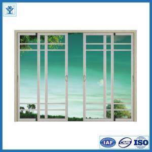 China NEW ! standard size aluminium door and windows/ high quality modern aluminium window frame wholesale