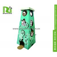 Wholesale ODM Factory Corrugated Paper Board cat carton scratch house from china suppliers