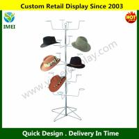 China Hat Floor Display Rack  YM6-029 wholesale